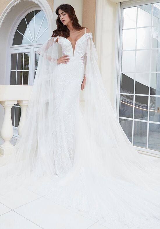 Alessandra Rinaudo Collection LABELLA AR 2018 Mermaid Wedding Dress