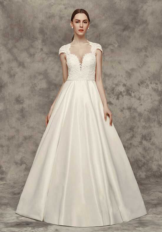 Calla Blanche 16247 Shayla A-Line Wedding Dress