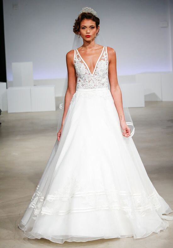 Anne Barge Sidney A-Line Wedding Dress