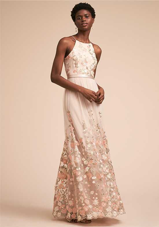 BHLDN (Mother of the Bride) Shannon Dress Pink Mother Of The Bride Dress