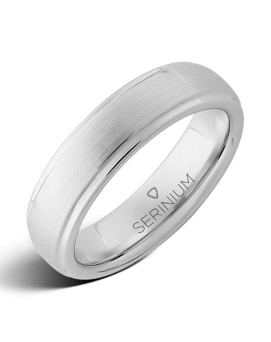 Serinium® Collection Karma — Slim Serinium® Ring-RMSA001875 Serinium® Wedding Ring