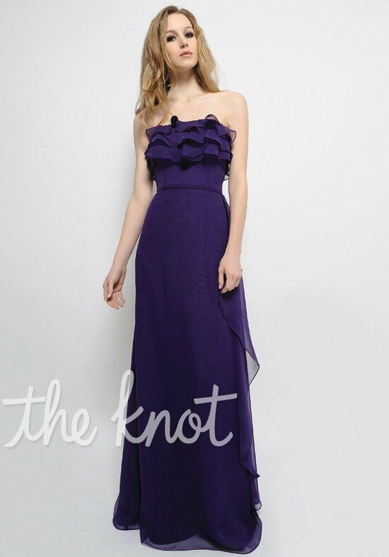Eden Bridesmaids 7371 Strapless Bridesmaid Dress