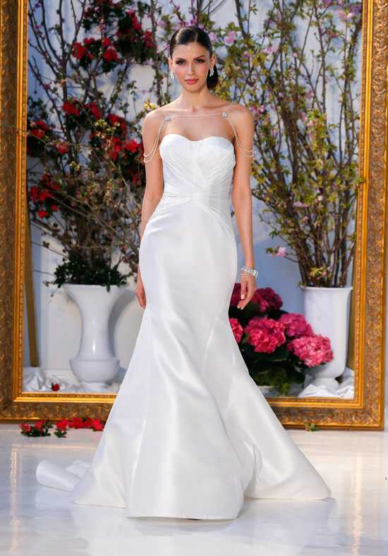 Anne Barge Cistena Mermaid Wedding Dress