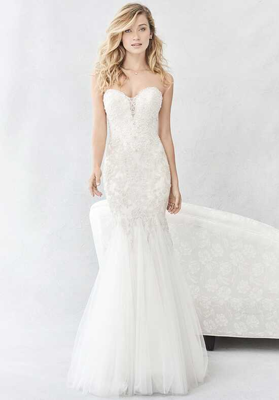 Kenneth Winston: Ella Rosa Collection BE357 Mermaid Wedding Dress
