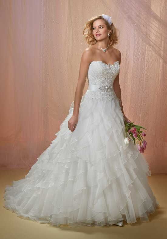 1 Wedding by Mary's Bridal 6490 Ball Gown Wedding Dress