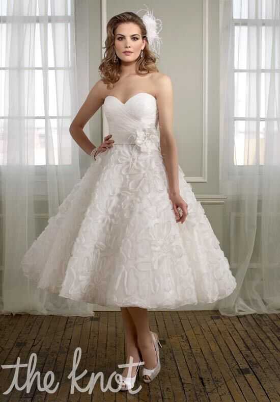 Morilee by Madeline Gardner/Voyage 6716 A-Line Wedding Dress