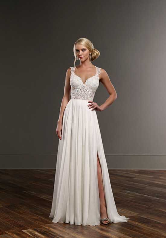 Martina Liana Blair+Shae A-Line Wedding Dress