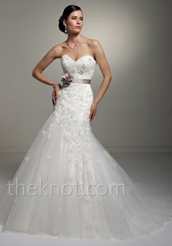 Sophia Tolli Y21246 A-Line Wedding Dress