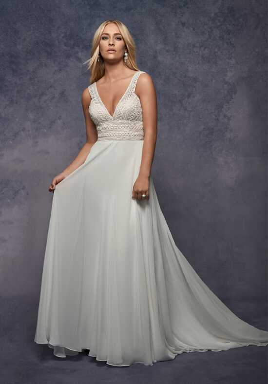 Wedding by Mary's Bridal 3Y691 A-Line Wedding Dress
