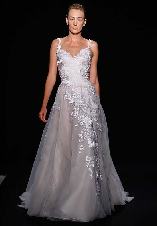 Mark Zunino for Kleinfeld 134 Ball Gown Wedding Dress