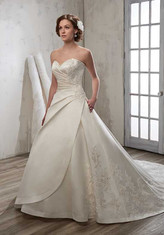 1 Wedding by Mary's Bridal 6582 A-Line Wedding Dress