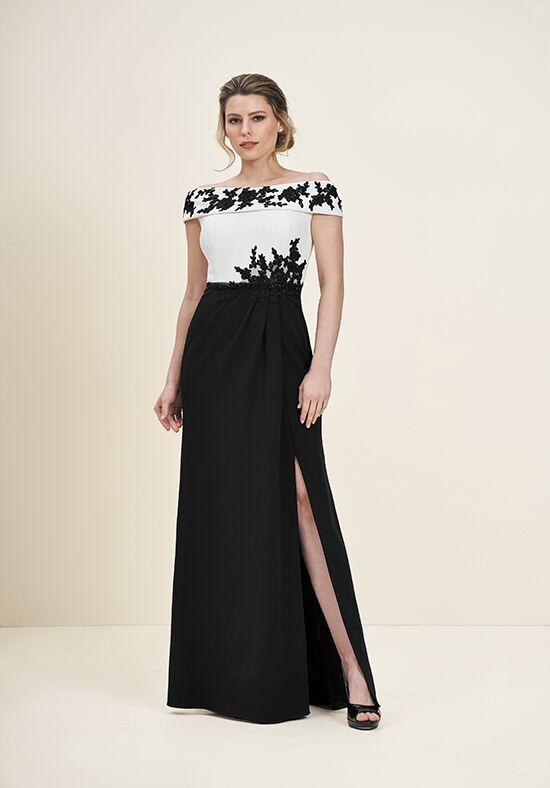 Jade J195060 Black Mother Of The Bride Dress