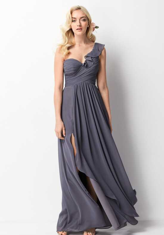 Wtoo Maids 201 One Shoulder Bridesmaid Dress