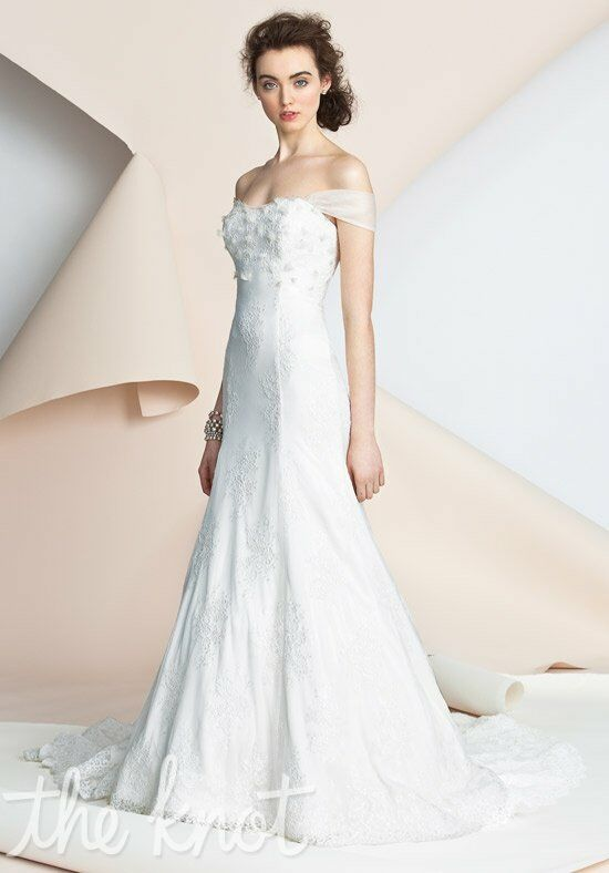 Alyne by Rita Vinieris Annie Mermaid Wedding Dress