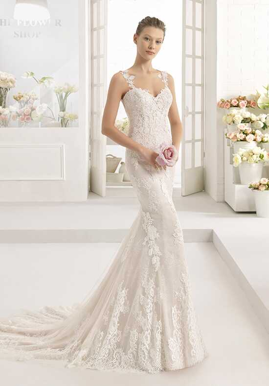 Aire Barcelona Cady Mermaid Wedding Dress
