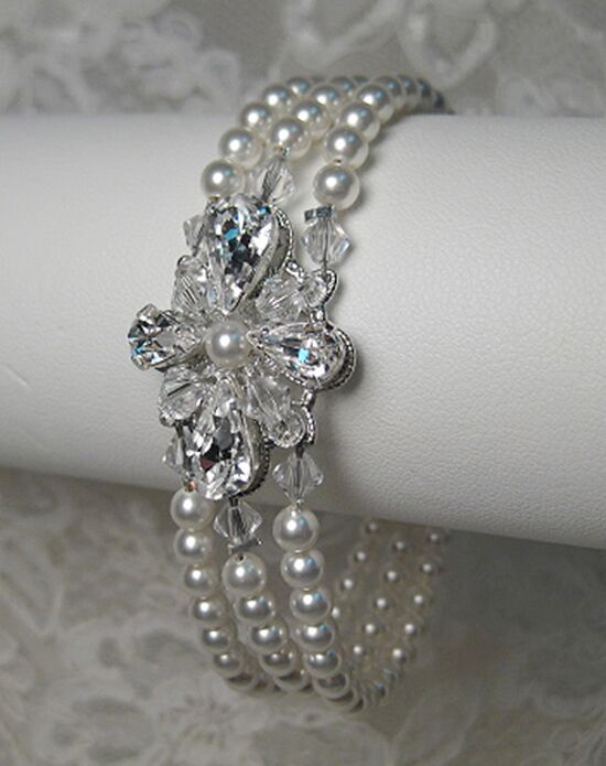 Everything Angelic Ana Bracelet - b73 Wedding Bracelet photo