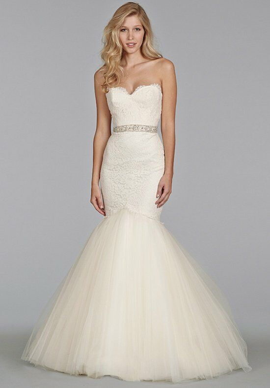 Tara Keely 2404 Mermaid Wedding Dress
