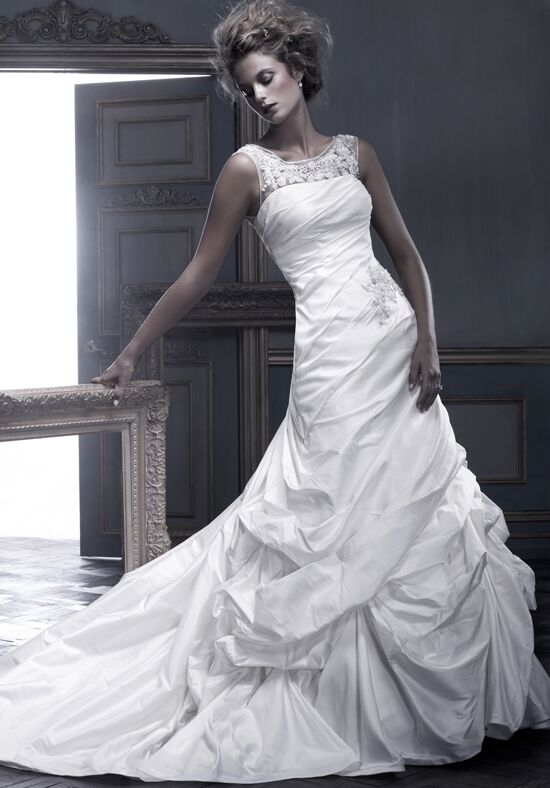 Amaré Couture B052 A-Line Wedding Dress