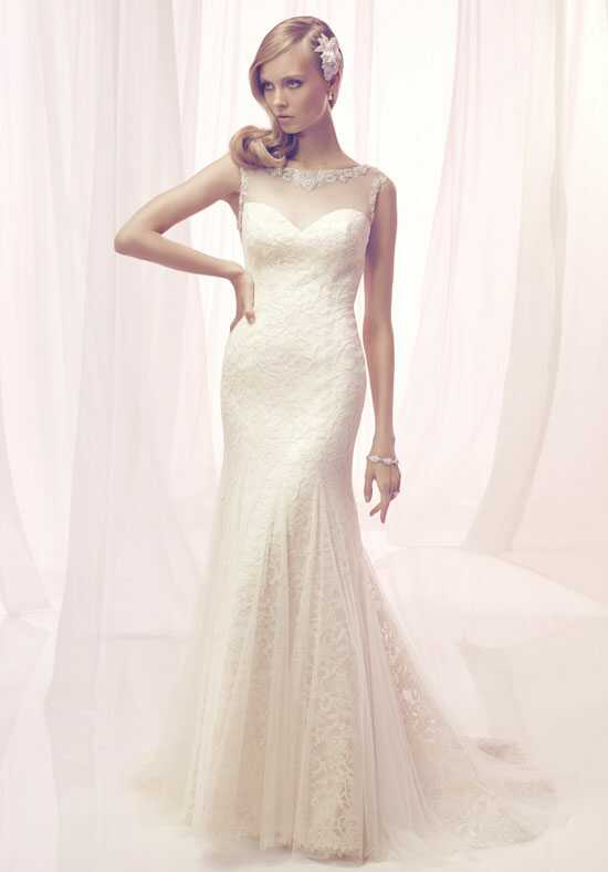 Amaré Couture by Crystal Richard B095 Mermaid Wedding Dress