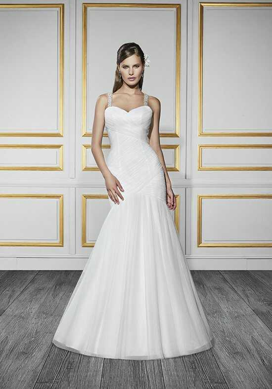 Moonlight Tango T737 Mermaid Wedding Dress