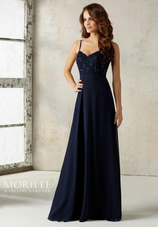 Morilee by Madeline Gardner Bridesmaids 21526 Sweetheart Bridesmaid Dress