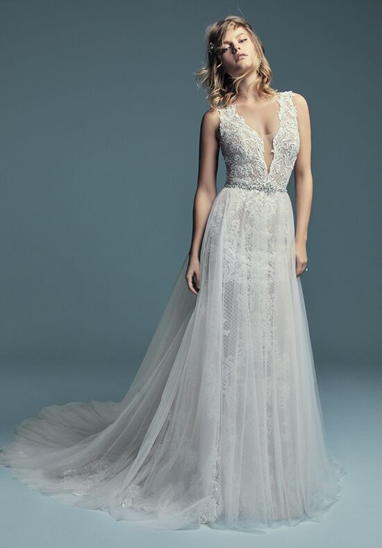 Maggie Sottero Hailey Marie Wedding Dress