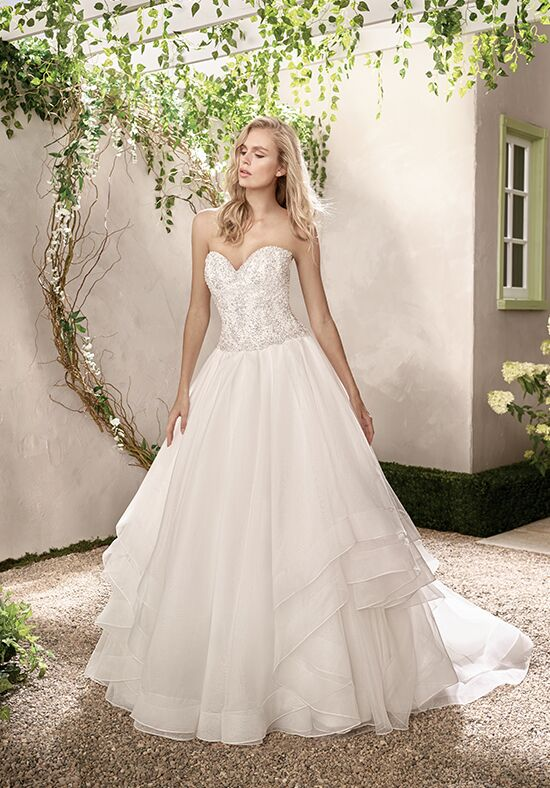 Jasmine Collection F191019 Wedding Dress The Knot