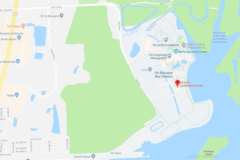 Biscayne Bay Campus Map.Taryn Golden And Johnny Lopez S Wedding Website
