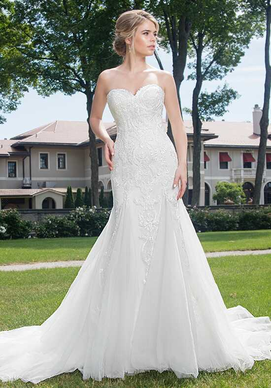 Moda Bella by Mary's Bridal MB2014 Mermaid Wedding Dress