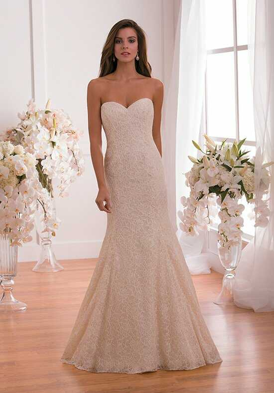 Jasmine Collection F171018 Mermaid Wedding Dress