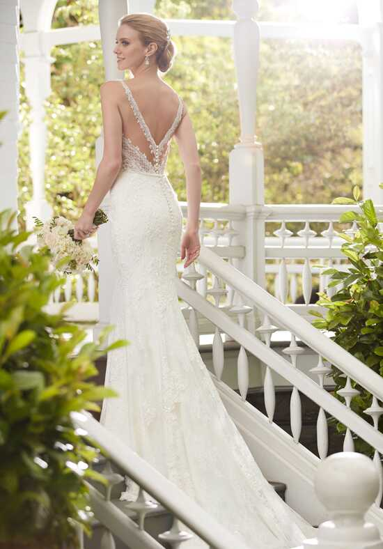 Martina Liana 845 Sheath Wedding Dress