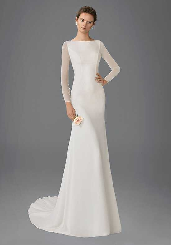 Luna Novias YENIEL A-Line Wedding Dress