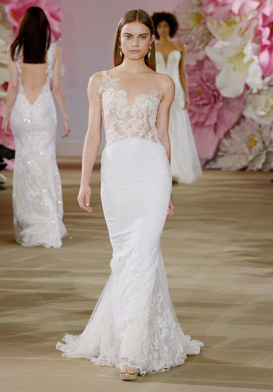 Ines Di Santo Rapture Sheath Wedding Dress