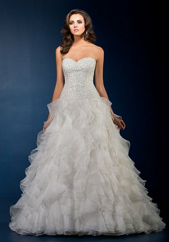 Jasmine Couture T162071 Ball Gown Wedding Dress