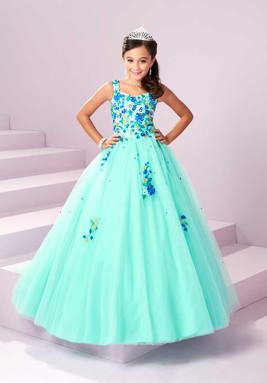 Tiffany Princess 13481 Flower Girl Dress
