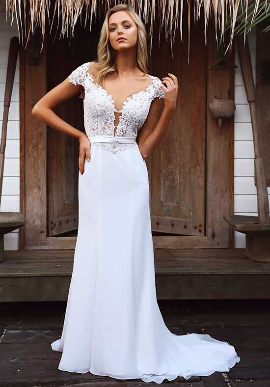 Mia Solano ML5417 A-Line Wedding Dress