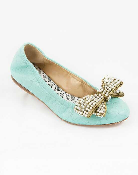 Hey Lady Shoes Smitten w/big pearl bow Shoe