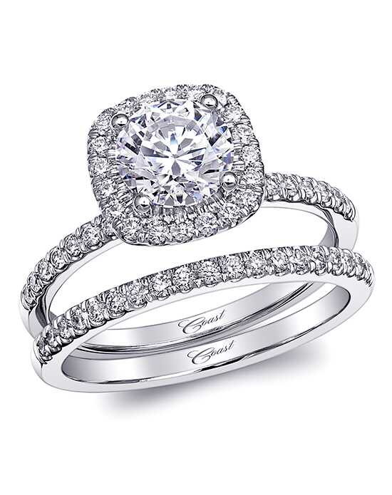 Coast Diamond LC10129 & WC10129 Engagement Ring photo