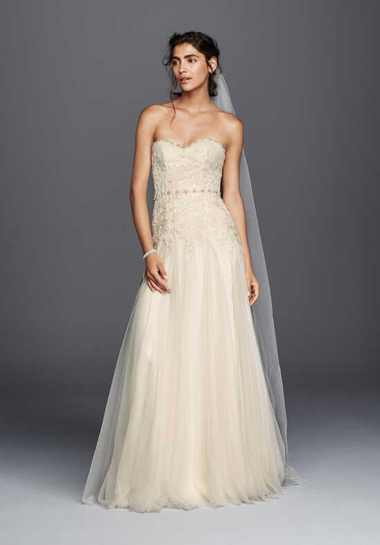 Melissa Sweet for David's Bridal Melissa Sweet Style MS251130 Sheath Wedding Dress