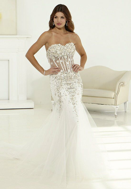 Jovani Bridal JB23960 Wedding Dress