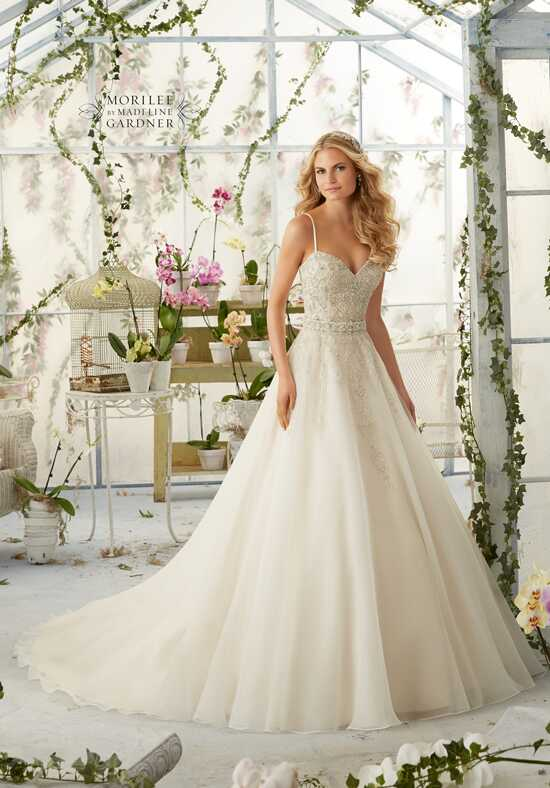 Morilee by Madeline Gardner 2824 Ball Gown Wedding Dress
