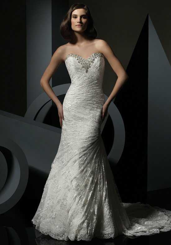 Alfred Angelo Signature Bridal Collection 2396 Juliet Mermaid Wedding Dress