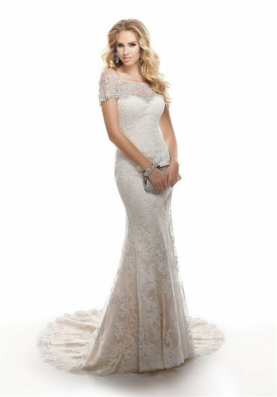 Maggie Sottero Chesney A-Line Wedding Dress