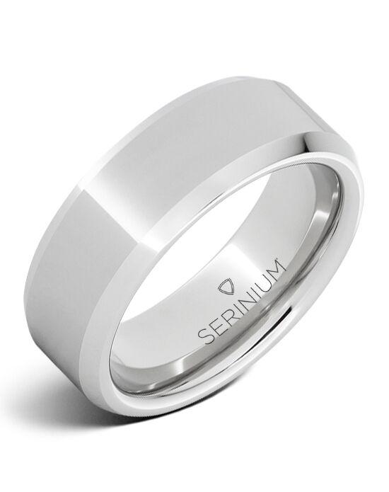 Serinium® Collection Miravir — Polished Serinium® Ring-RMSA002057 Serinium® Wedding Ring