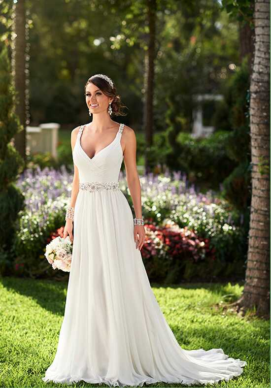 Stella York 6018 A-Line Wedding Dress