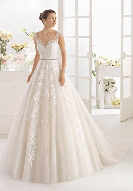 Aire Barcelona Cambridge Ball Gown Wedding Dress