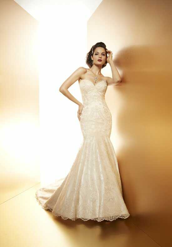 Matthew Christopher Monroe Wedding Dress