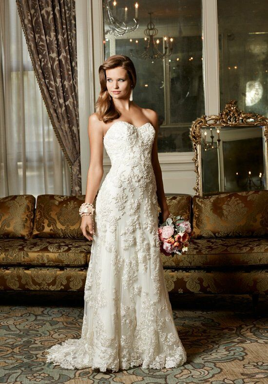 Wtoo Brides HELENA-13708 Sheath Wedding Dress