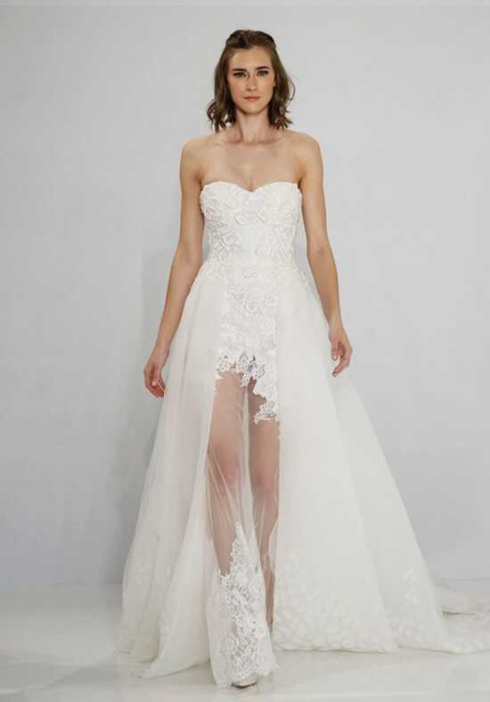 Tony Ward for Kleinfeld Bel Wedding Dress photo