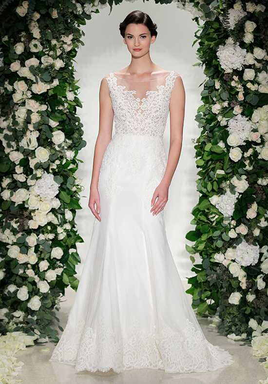 Anne Barge Hampton Sheath Wedding Dress